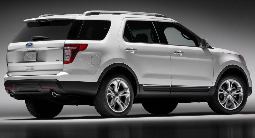 Safety Group Again Pleads With Ford To Recall Explorer