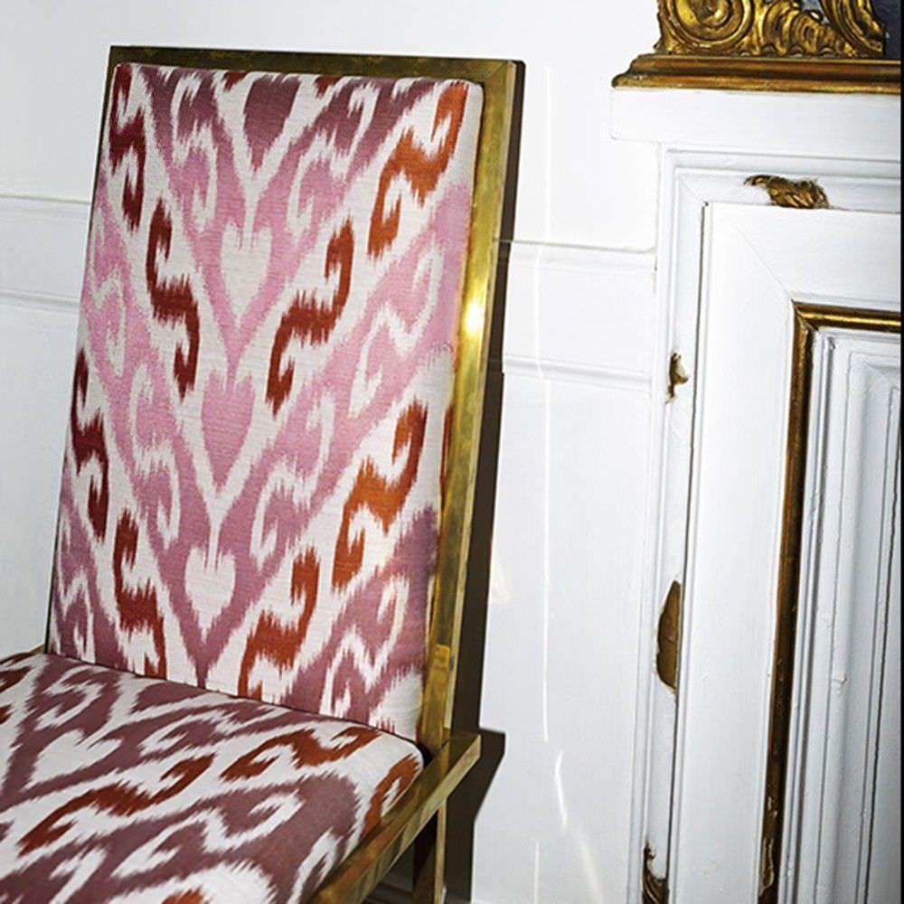Silkyway upholstery motifs logos patterns prints grafik