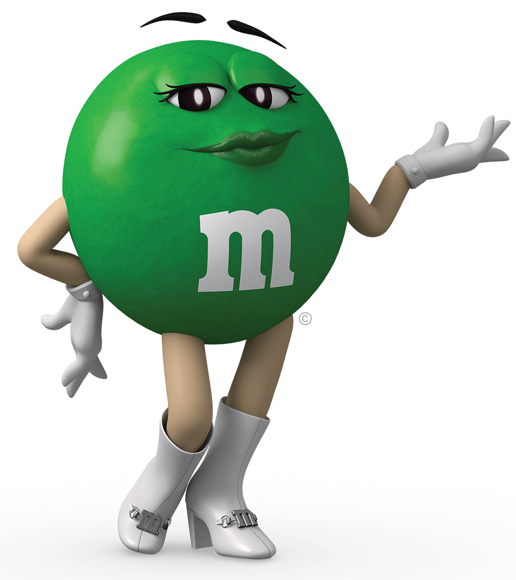 Ms Green M M S Wiki Fandom In 2020 M M Characters Green Characters Miss Green