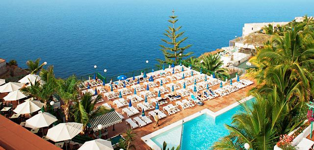 Altamar Aparthotel in Puerto Rico Gran Canaria | GRAN CANARIA HOTELS | Pinterest | Puerto rico ...