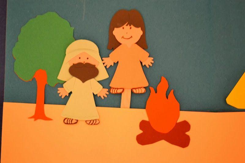 Bible Class Creations: Abraham   Kids Crafts bible   Pinterest ...