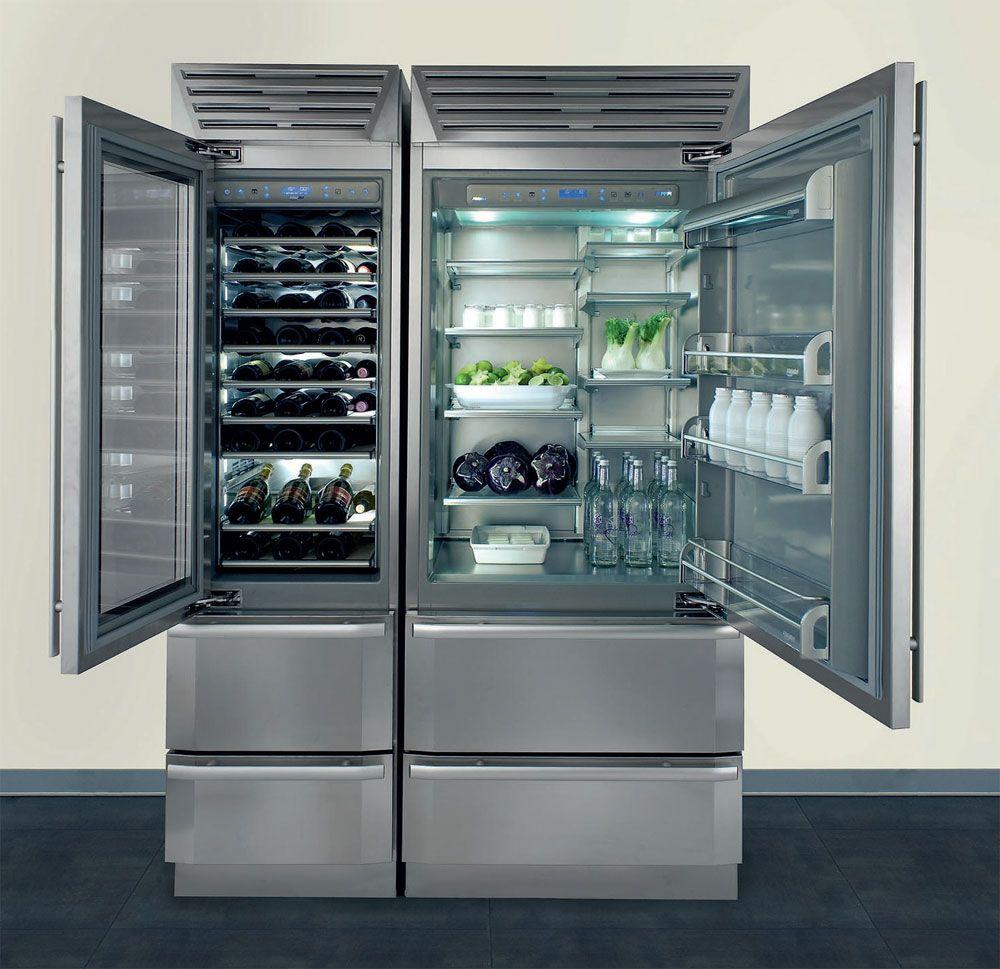 Fhiaba Refrigerator/wine Chiller.