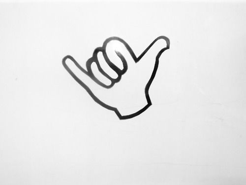 Appreciate The Little Things 3 Shaka Tattoo Hand Tattoos Small Tattoos