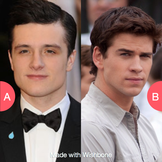 who is better peeta or gale