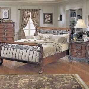 Homelegance Barcelona Bedroom Set