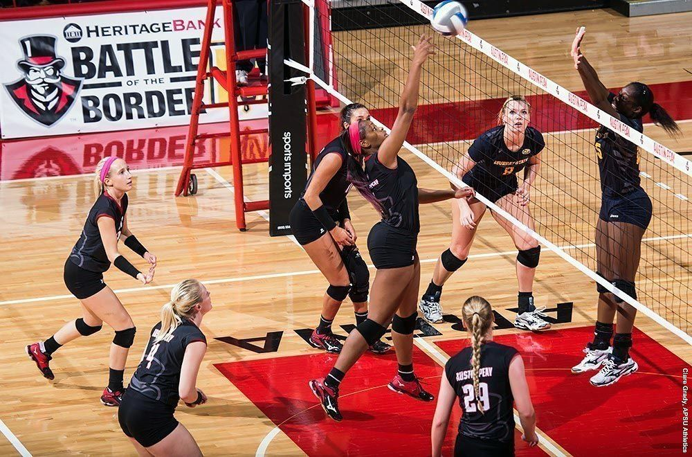 Apsu volleyball start season with 2017 with culvers govs