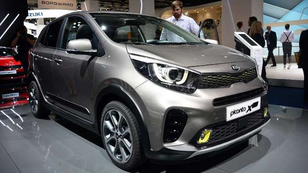 2018 Kia Picanto X Line Is Nothing Safe From The Crossover Makeover This Is The New Crossover Inspired Kia Picanto X Line Motoring Research