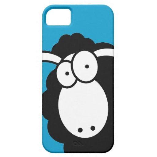 Black Sheep iPhone 5 Covers