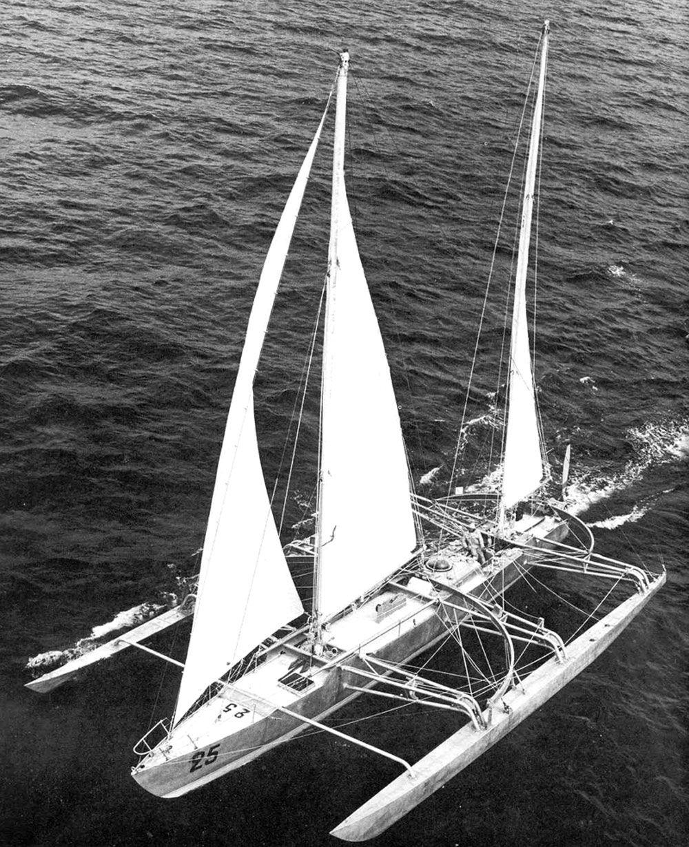 Motart Pen Duick Iv Sailing Pictures Sailing Yacht Luxury Sailing Yachts