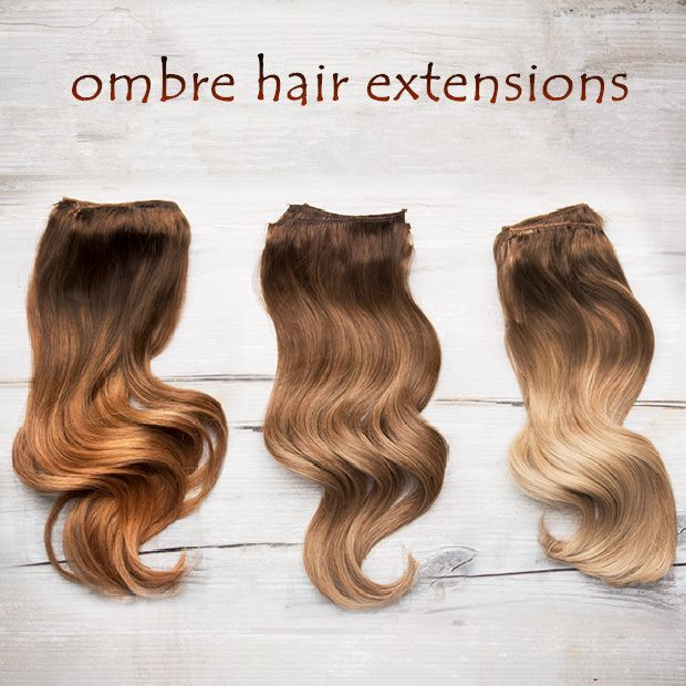Which Ombre Hair Extension You Like Here More Color Combinations