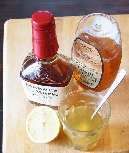 bourbon as medicine homemade cough syrup recipe