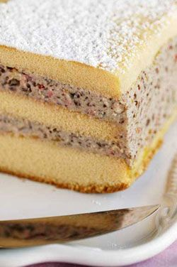 Cassata Ricotta (Ricotta Cake) - Tiramisu, the Italian dessert of ...
