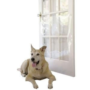 Cardinal Gates 33 In X 35 In Door Shield Protection From Pet Scratches Drs Pet Gate Pet Safety Gate Pets