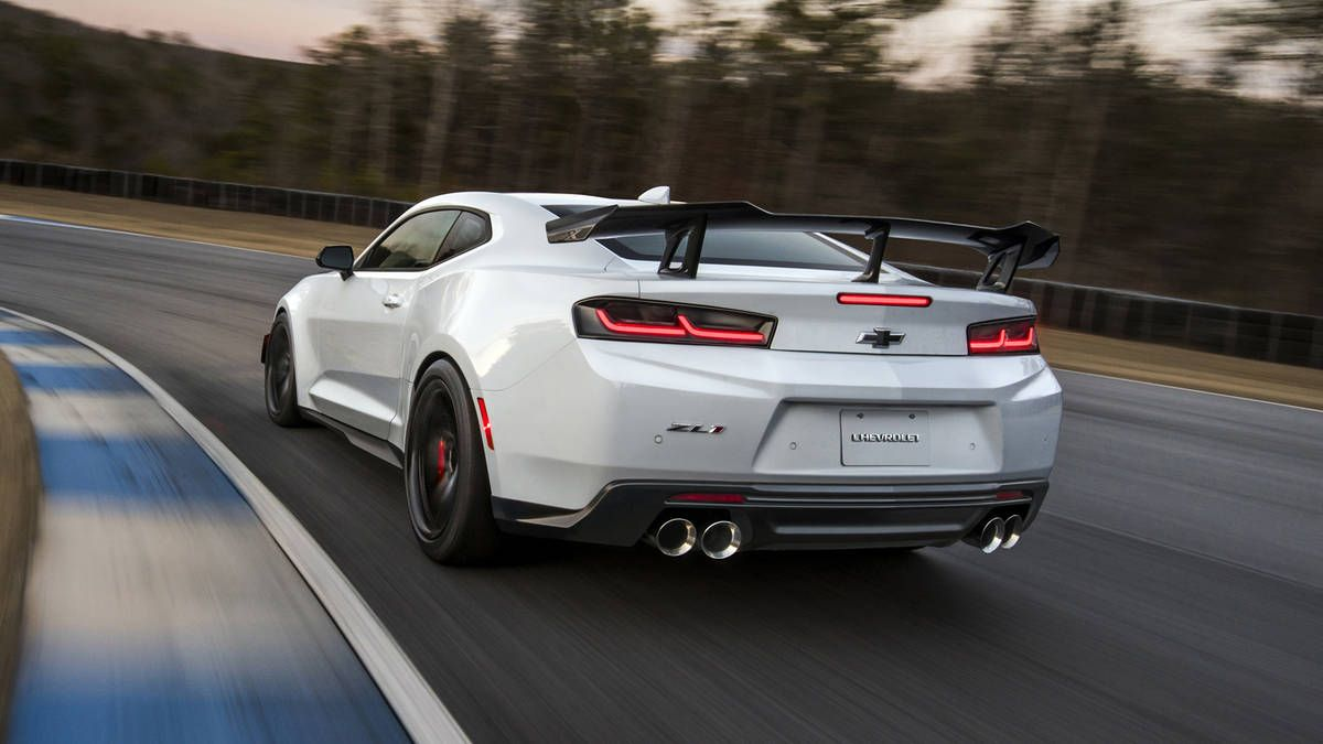 2018 Chevy Camaro Zl1 1le One To Rule Them All Camaro Zl1 Chevrolet Camaro Chevy Camaro Zl1