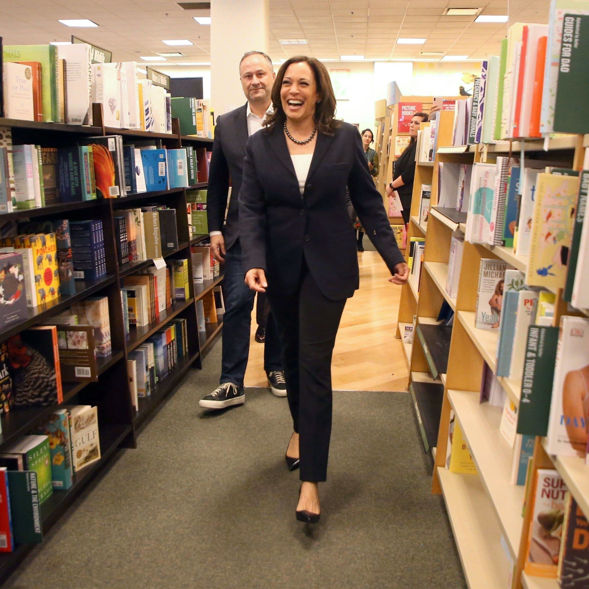 Women Candidates Also Have Dogs, Read Books and Listen to