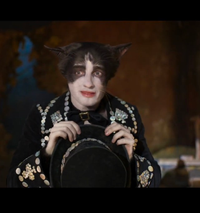 Mister Mistoffelees Tumblr In 2020 Cat Movie Cats Musical Jellicle Cats