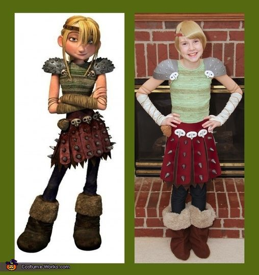 How to Train Your Dragon: Hiccup, Astrid, and Toothless ...