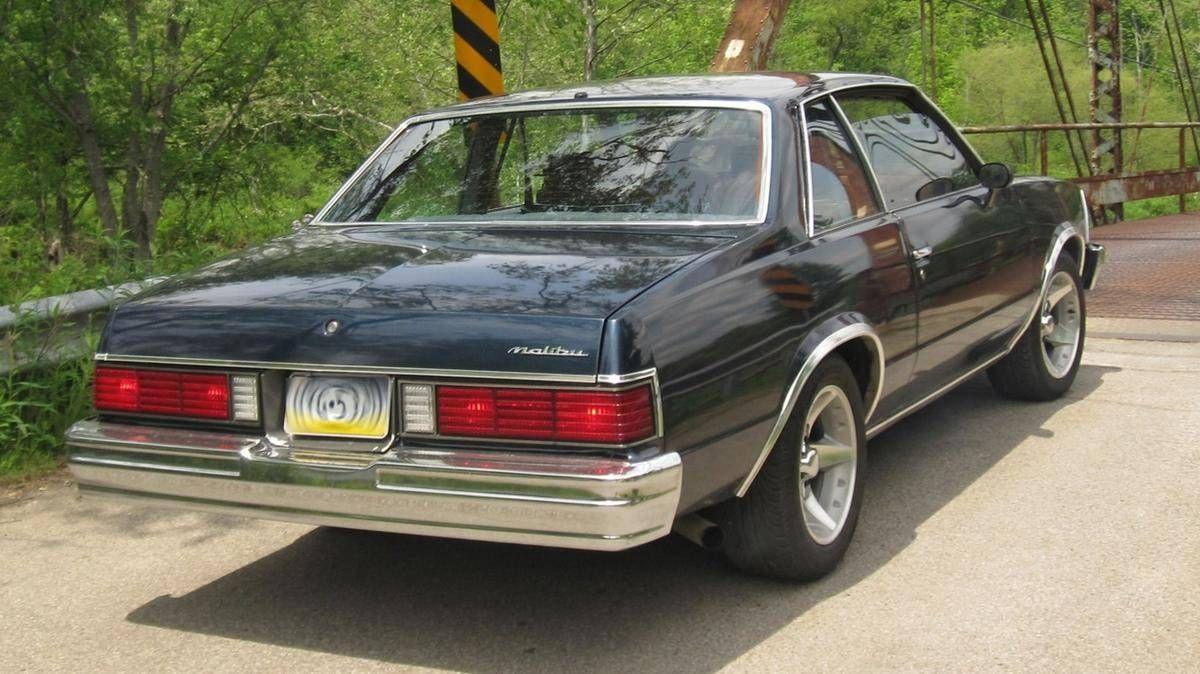1981 Chevrolet Malibu For Sale 1961278 Hemmings Motor News
