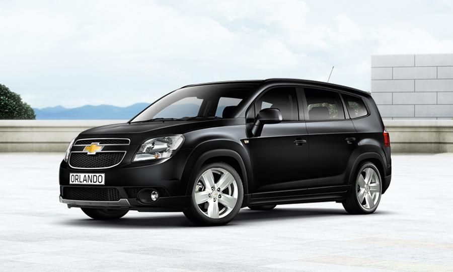 Would You Buy A Chevrolet Orlando Chevrolet Orlando Chevrolet