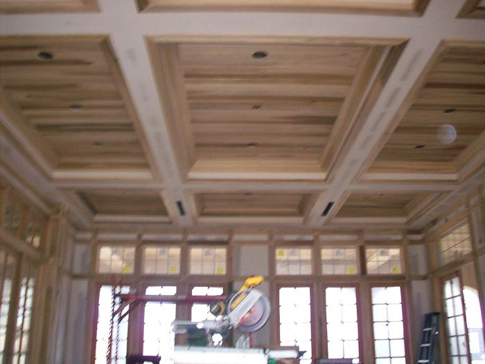 Tongue And Groove Ceiling Tiles Tongue And Groove Ceiling An Easy Diy Project Tongue And Groove Ceiling Tongue And Groove Panelling Tongue And Groove