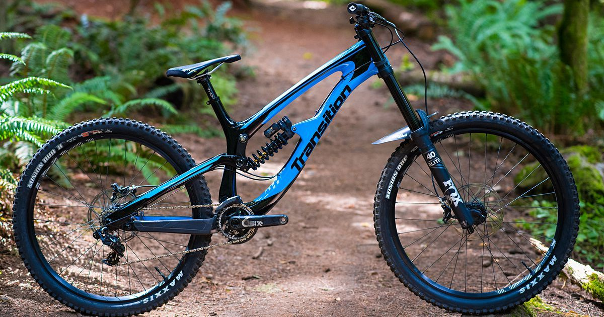 First Look Transition Tr11 Best Mountain Bikes Downhill Bike