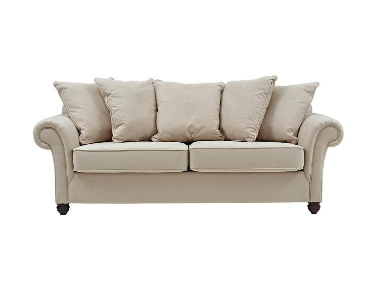 The Chisbury 3 Seater Sofa Bed Willow Hall