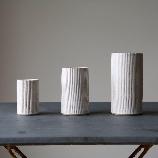 Leighan Thomas T A B L E T O P Ceramic Jars Ceramics