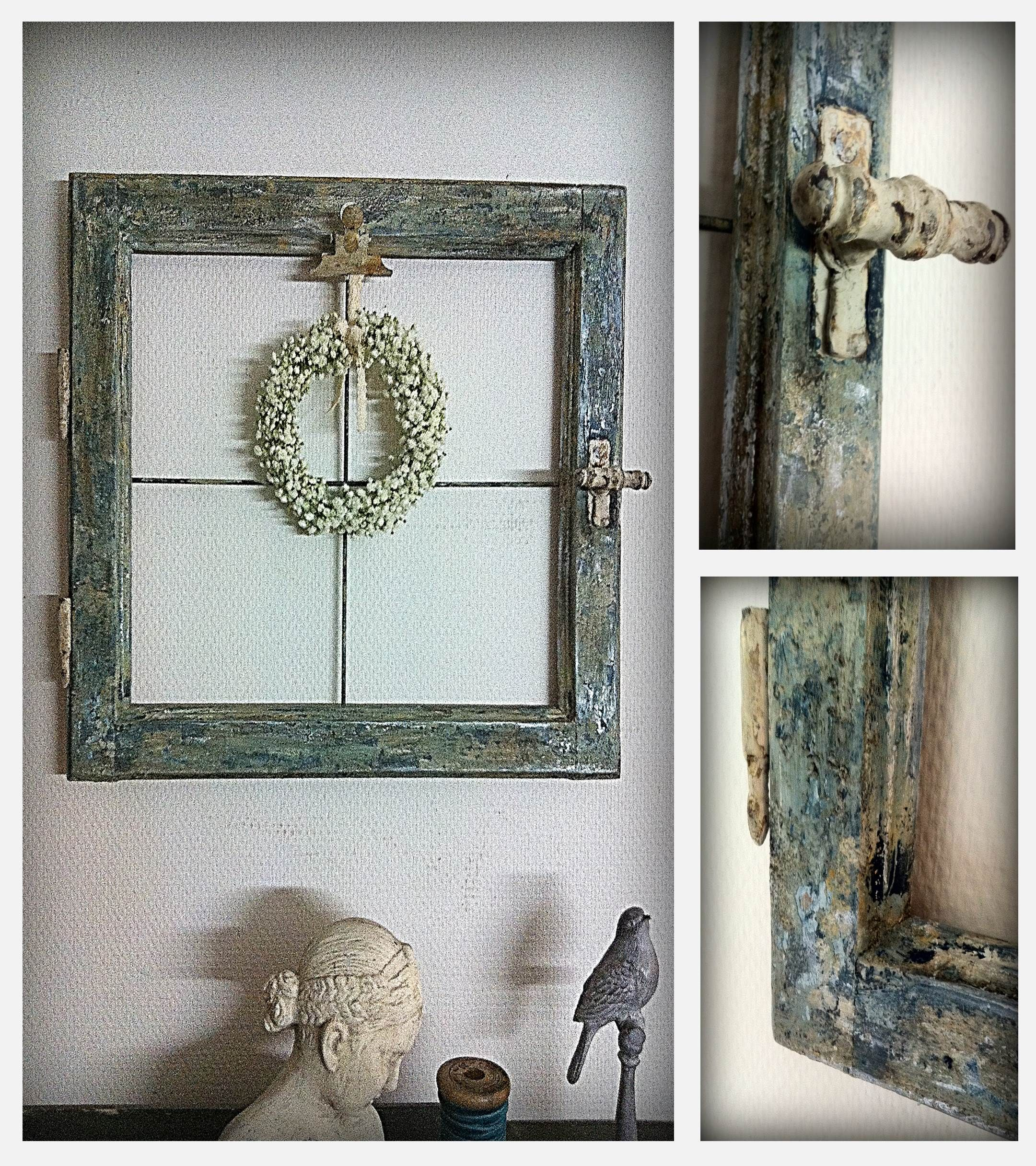 Old Window Frame Annie Sloan Chalk Paint