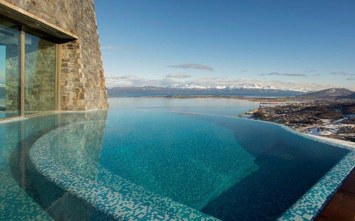 Arakur Ushuaia Resort Spa Argentina The Leading Hotels Of World