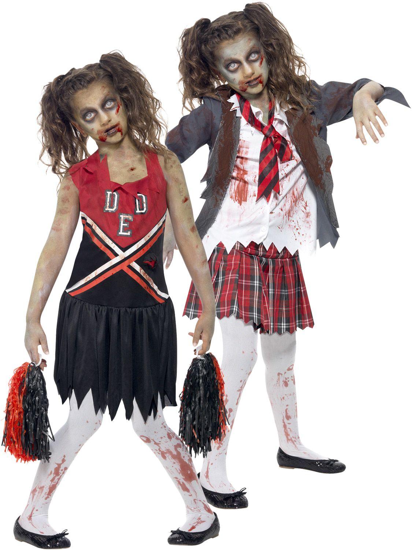 Zombie Cheerleader Costume Party City