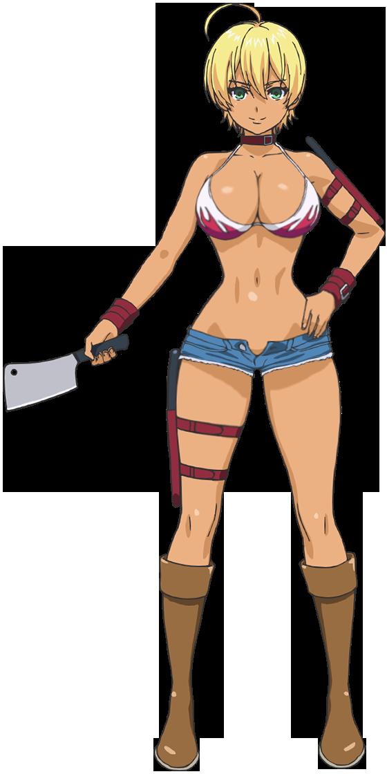 Mito Ikumi Breast Body Expansion Jutsu By Ecchianimeedits