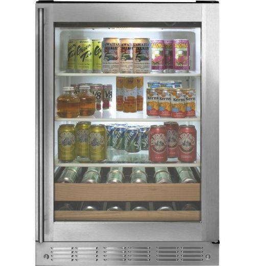 Zdbr240hbs Ge Monogram 24 Beverage Center Stainless Steel 1799 Monogram Appliances Beverage Center Ge Monogram Appliances