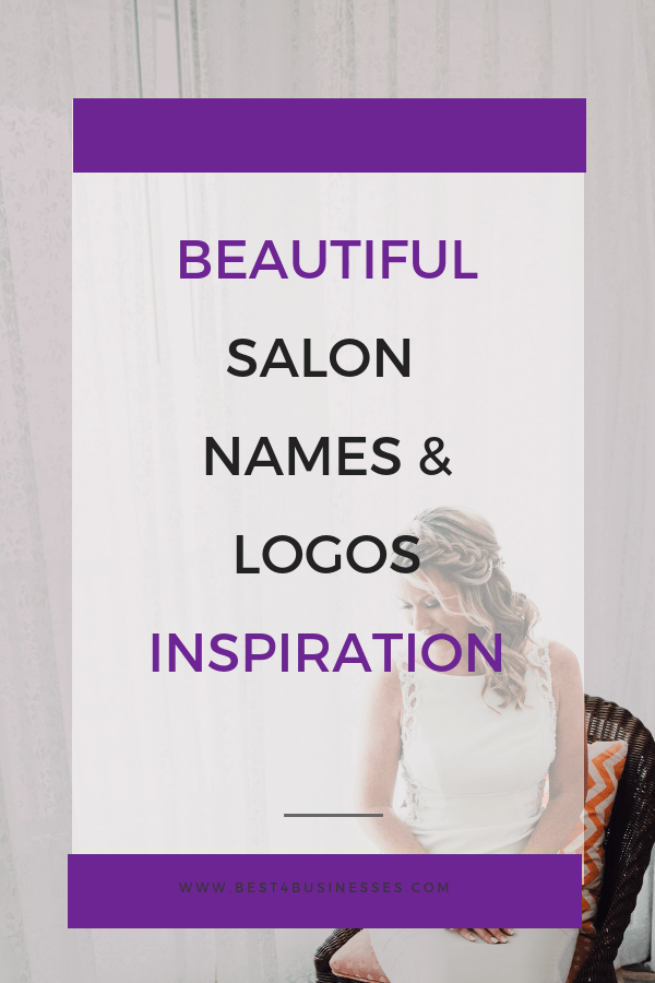77 Catchy Beauty Salon Names and Logos for Your New Salon