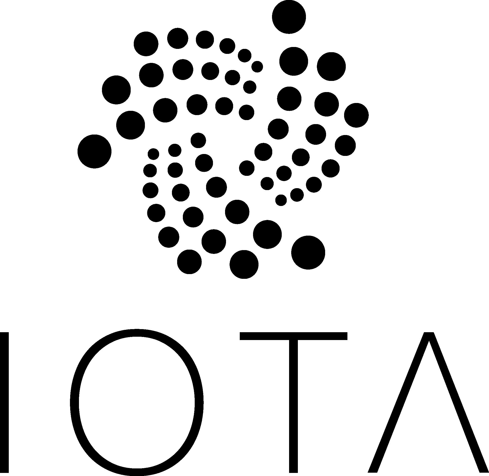 Iota Logo Poster Template Iota Download Vector