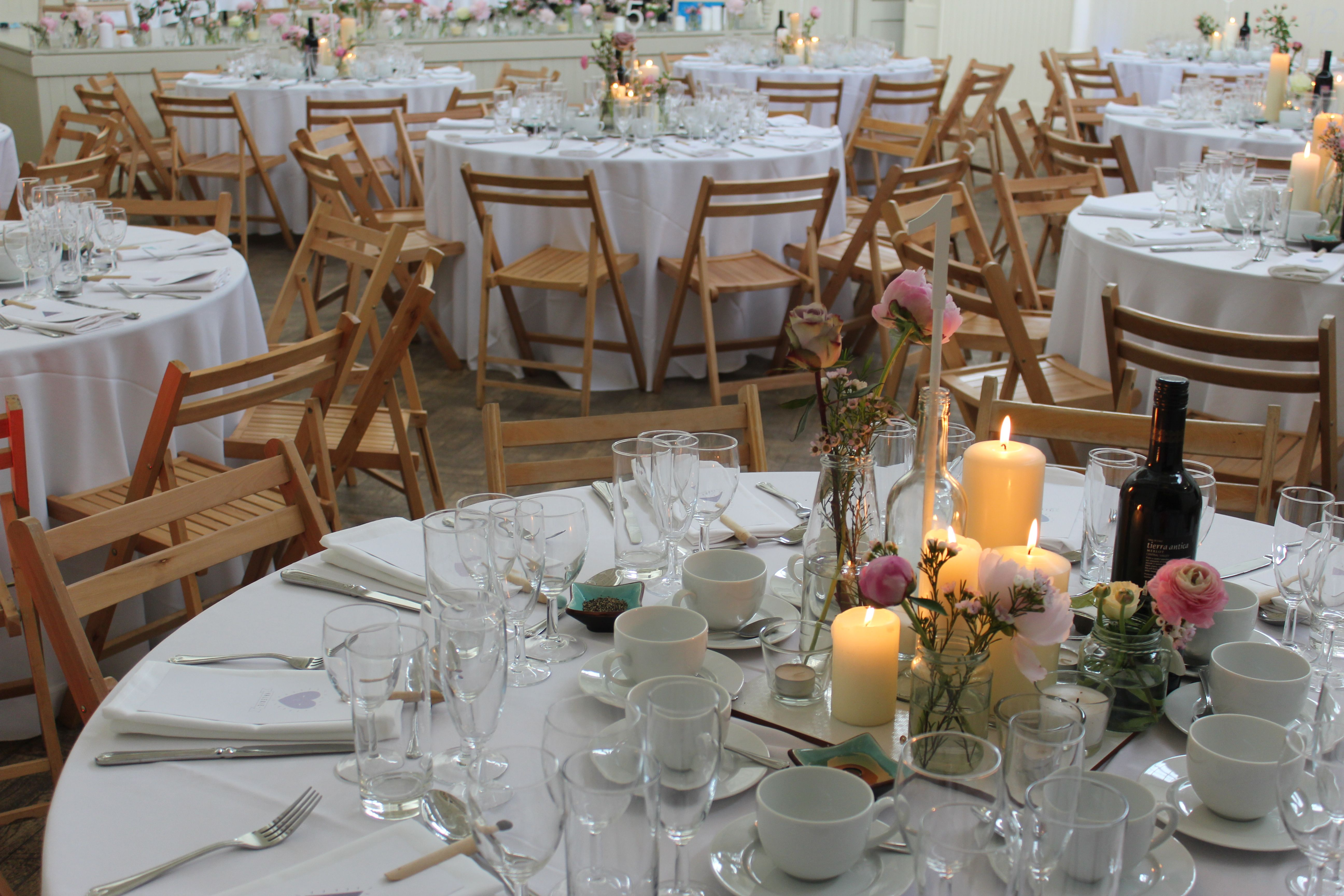 Weddings at the Tab Centre