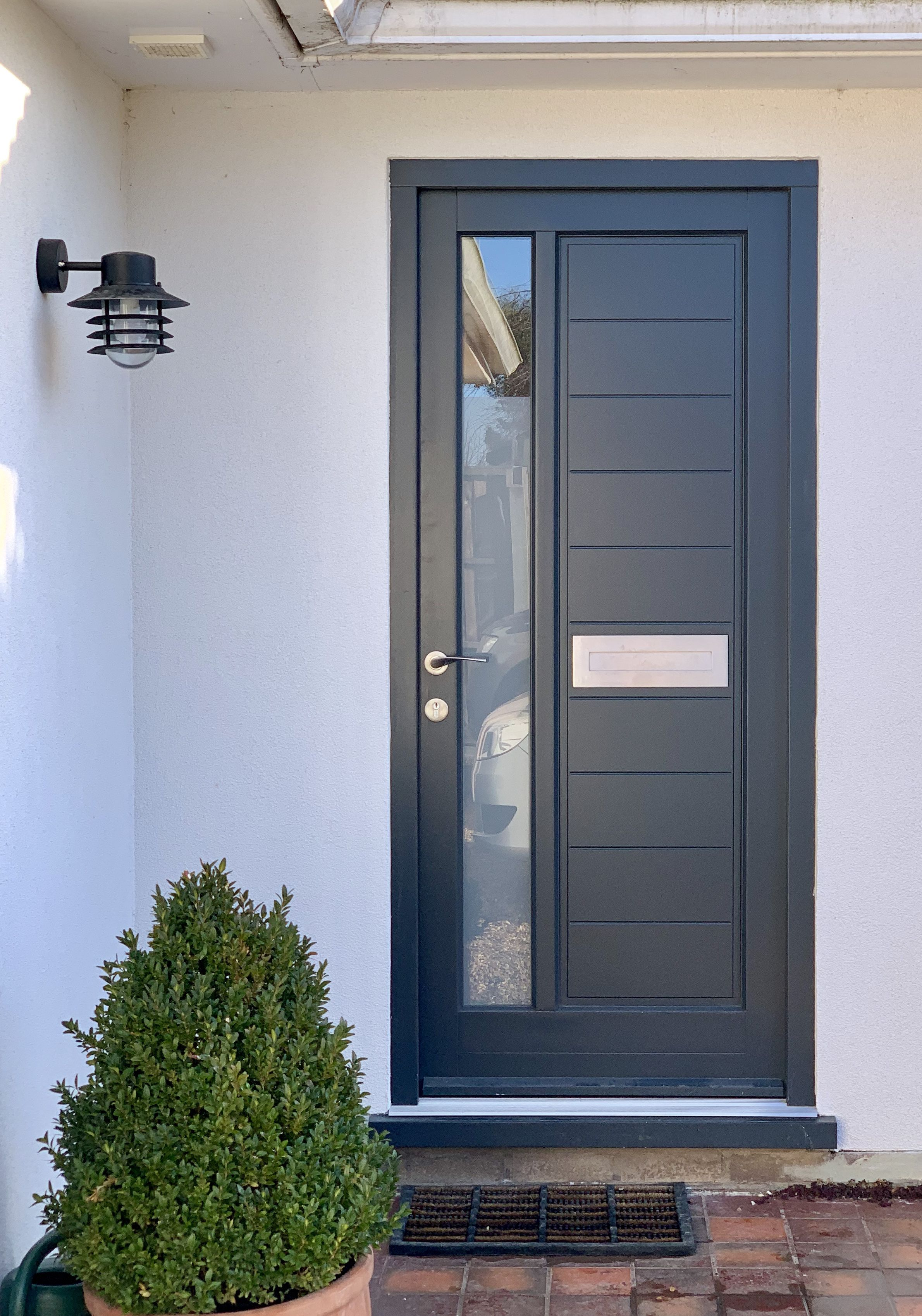 Contemporary Front Door Modern Exterior Doors Contemporary Front Doors Front Door Styles