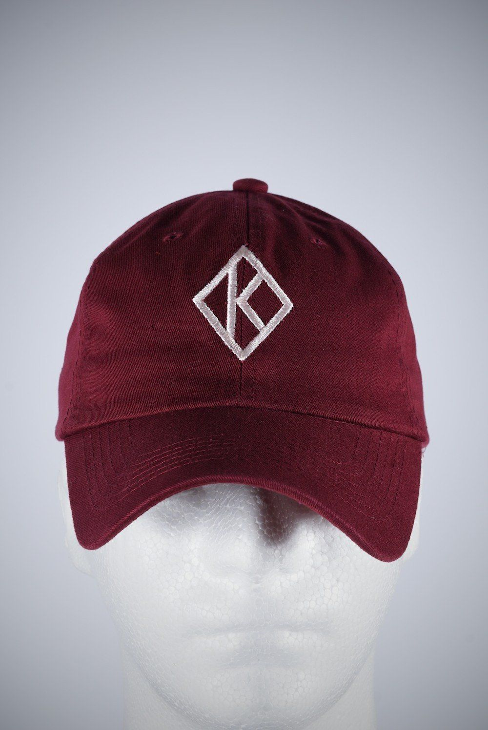 4548b843397a0 Diamond K Klassic polo dad hat
