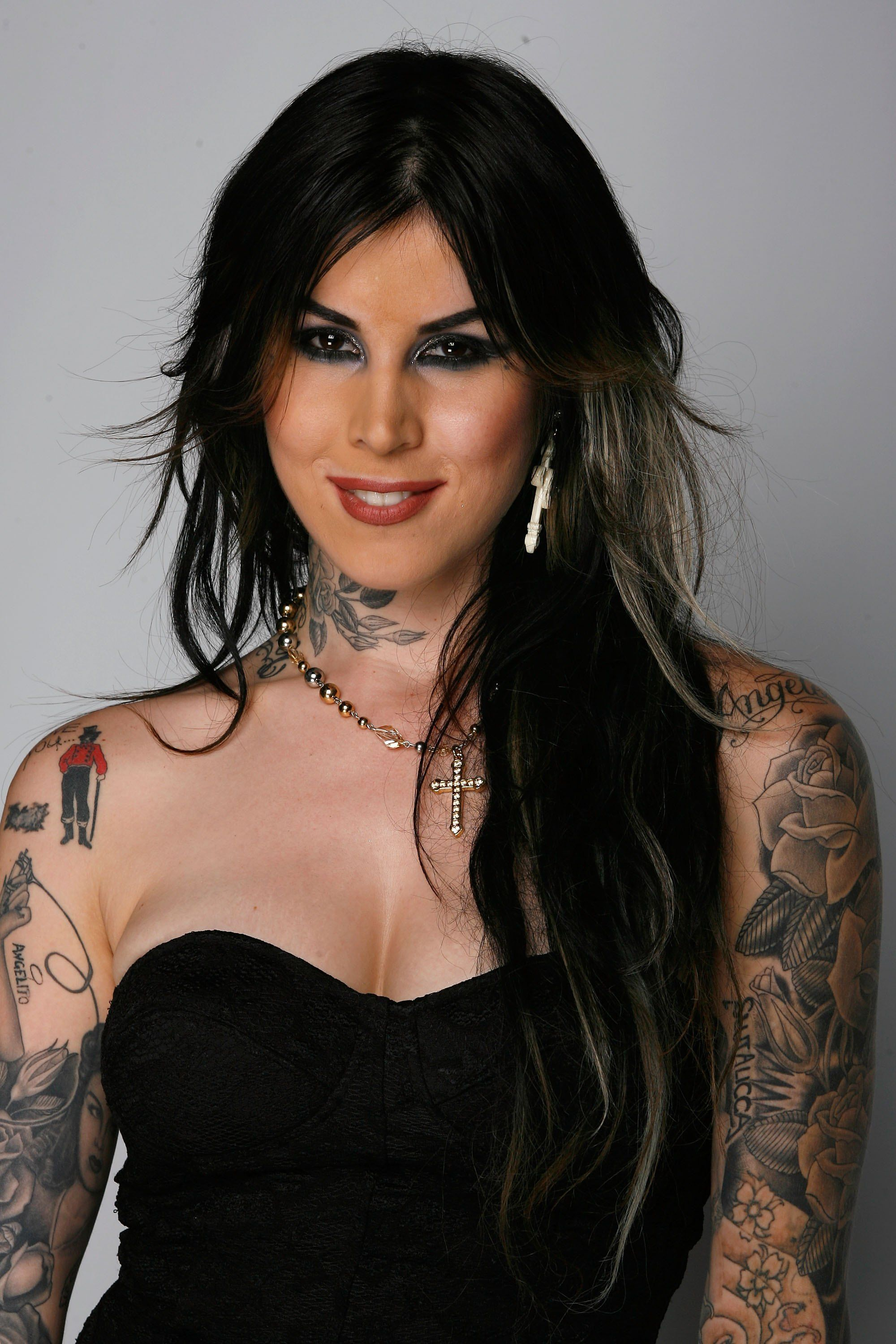 I want her to do my next big ink job!