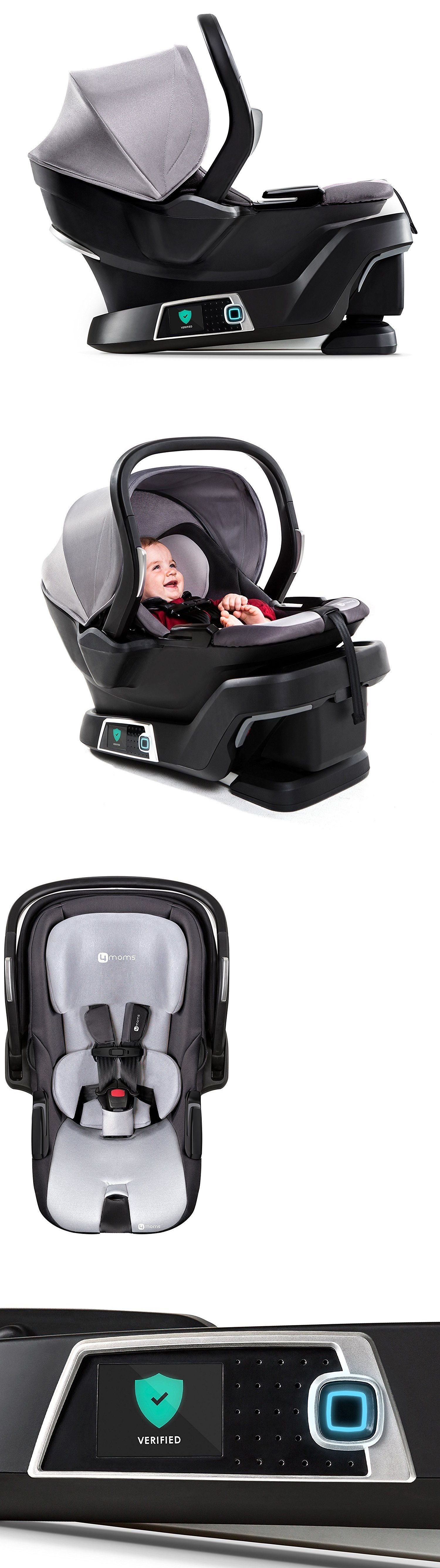 Other Car Safety Seats 2987 4Moms Self Installing Seat BUY IT