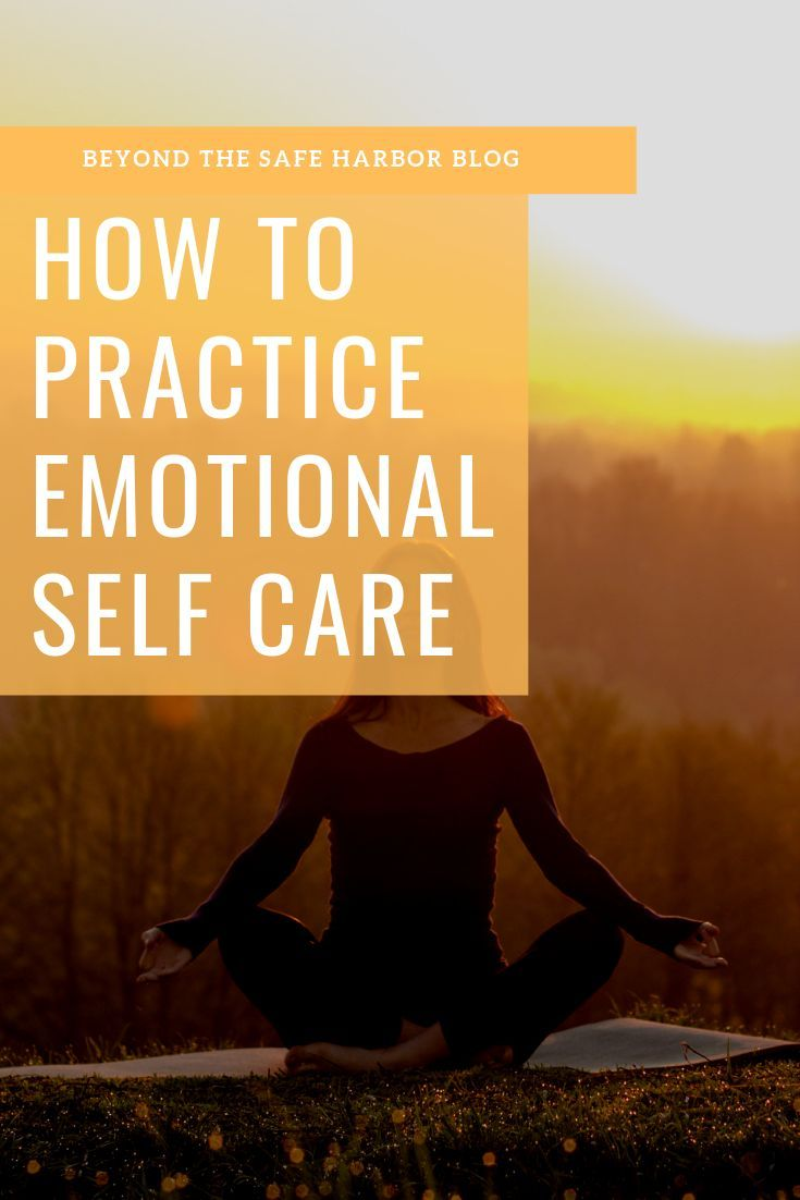 5 simple ways to practice emotional self care now self