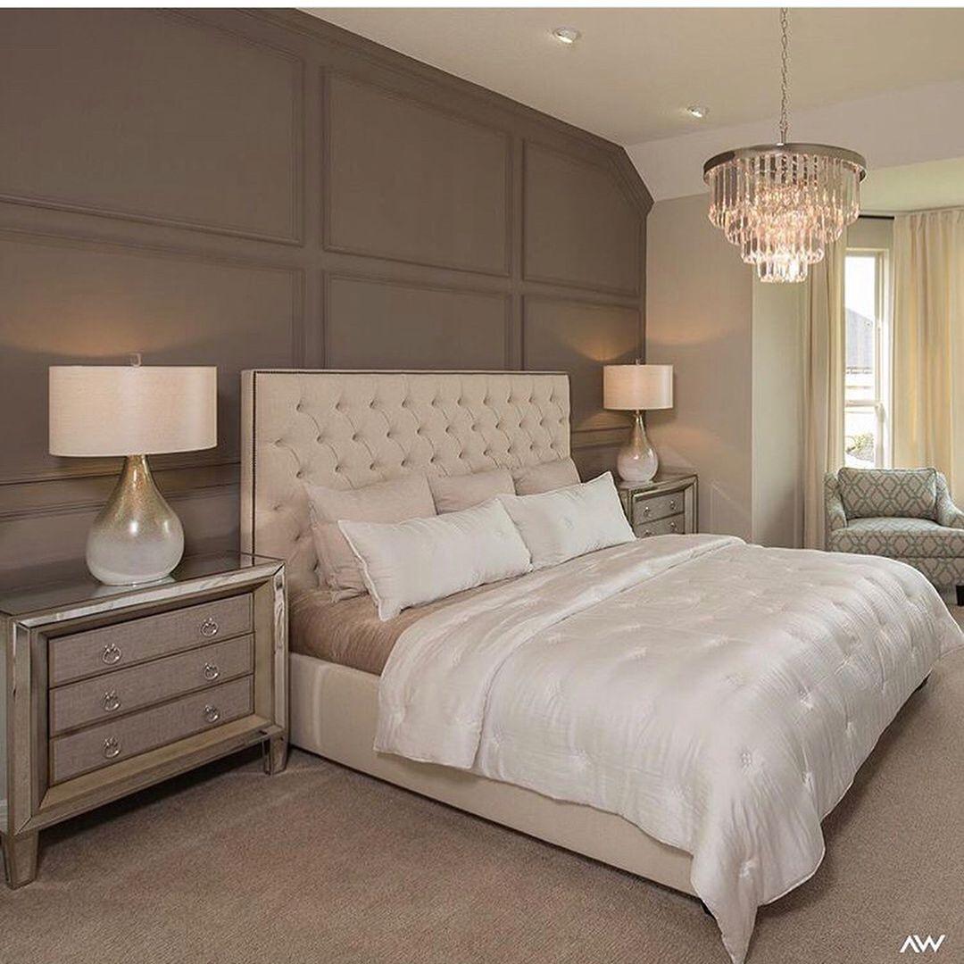 Master bedroom wall design | Master bedrooms decor ...