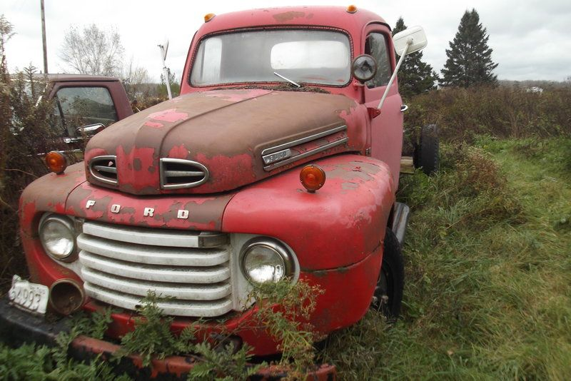 1948 ford 2ton f6 for sale in colby wisconsin old car