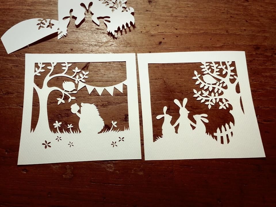 78+ images about Paper Cuts on Pinterest | Bird, Paper and Rob ryan