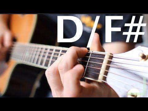 Df Easy Guitar Chord Tutorial Guitar Chords Pinterest