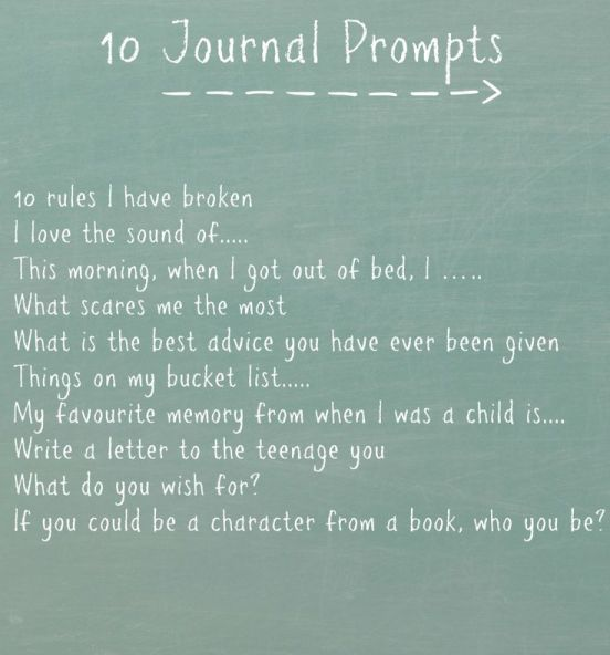 Joyful journaling write yourself happy to write pinterest 10 journal prompts this enchanted pixie solutioingenieria Choice Image