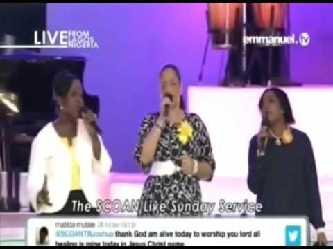 SCOAN 12,02,17 Praise & Worship with Emmanuel TV Singers