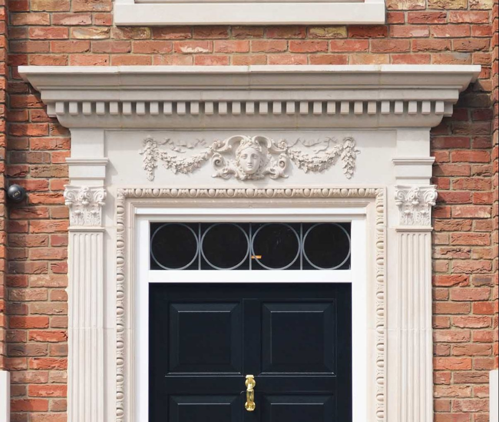 Cast Stone Door Surrounds Haddonstone Usa Cast Stone Spanish Style Architectural Elements
