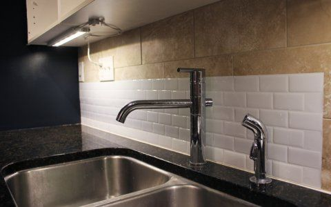 Smart Tiles Installation The Fuji Files Tile Subsute That You Can Temporarily Place Over Existing Or Granite
