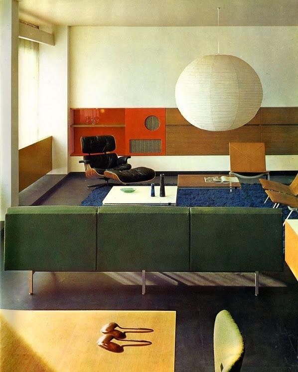 deco interieur moderne idee amenagement salon maison studio couleurs maison
