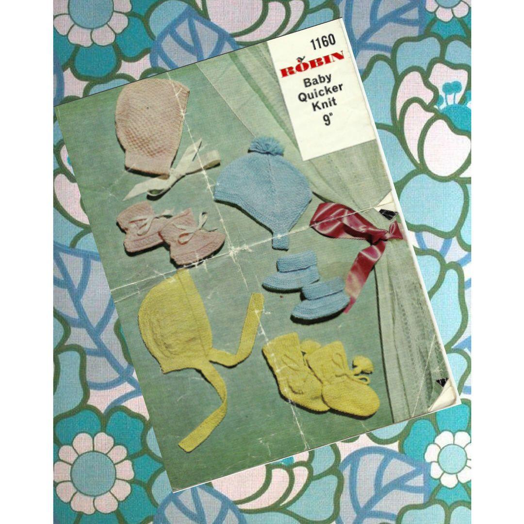 Vintage Baby Knitting Patterns, Vintage Baby Knits, Vintage Knitting ...